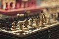 Картинка шахматы, игра, фон