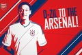 Картинка player, gunners, arsenal, ozil, mesut ozil, mesut, german, football, gunner, club