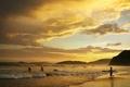 Картинка море, Бразилия, волны, горы, Героба Бич, Бузиос, серфинг