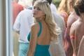 Картинка кадр, платье, очки, блондинка, The Wolf of Wall Street, Волк с Уолл-стрит, Margot Robbie, Марго ...