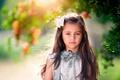 Картинка Wind in her hair, девочка, child photography, портрет, прелесть