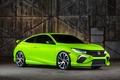 Картинка Civic, хонда, 2015, цивик, концепт, Concept, Honda