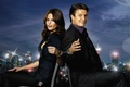 Картинка Касл, сериал, Stana Katic, Nathan Fillion