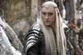 Картинка Elf, Winter, Blonde, The Hobbit 3, Movie, Elvenking, The Battle of the Five Armies, Hair, ...