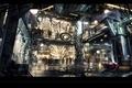 Картинка улица, Ubisoft Montreal, square enix, cyberpunk, Deus Ex: Universe, concept art