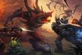 Картинка starcraft, diablo, warcraft, Demon Hunter, sarah kerrigan, Heroes of the Storm, Abathur, Kael'thas, Valla, murky, ...