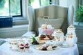 Картинка пирожные, afternoon tea, чай, еда, десерт