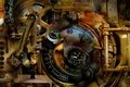 Картинка mechanical dream, surreal, abstract, antique
