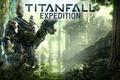 Картинка pilot, Titanfall Expedition, джунгли, Titan, боец, пилот