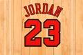 Картинка NBA, Номер, Доски, Майкл Джордан, Баскетбол, Chicago Bulls, Michael Jordan, Имя
