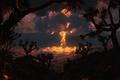 Картинка Взрыв, атомная бомба