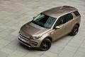 Картинка Land Rover, Discovery, вид сверху, Sport, HSE, Black Design Pack