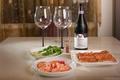 Картинка Italy, cork, art, wine glass, Cicala, Barolo, wine, poetry, bottled poetry, masterpiece, shrimp, bottled art, ...