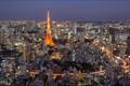 Картинка Токио, Tokyo, city, night