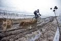 Картинка велосипед, снег, зима, bike, дорога, спорт, bicycles, гонка, Sport, мужчина, настроение, Cross-Country, Cyclocross