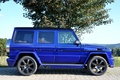 Картинка DarkBlue, CDI, German Special Customs, Mercedes-Benz G400, Tuning