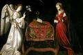Картинка ангел, картина, Благовещение, Луи Финсон, религия