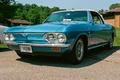 Картинка Chevrolet, Corvair, классика, кабриолет, передок