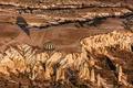 Картинка горы, воздушный шар, скалы, Турция, Каппадокия