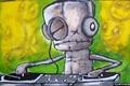 Картинка Музыка, dj, рисованный