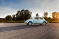 Картинка beetle, Hrome, volkswagen, Sky