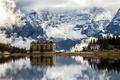 Картинка горы, Италия, Misurina Lake, Dolomiti