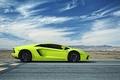Картинка дорога, Lamborghini, Калифорния, Авентадор, Adventdaor