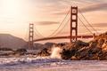 Картинка Сан - Франциско, Сша, Мост, Америка
