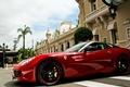 Картинка здание, Ferrari, феррари, 599 gto, автообои