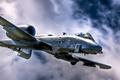 Картинка А10, авиация, самолёт